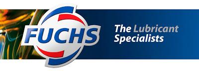 Fuchs Lubrifiants a développé une nouvelle gamme de lubrifiants pour les engrenages industriels. dans - - - Actualité lubrifiants industriels. Fuchs_Logo